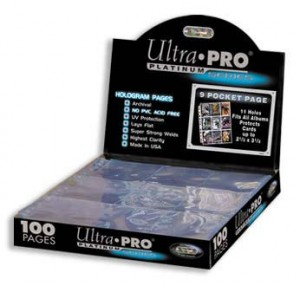 Ultra Pro Pocket Pages