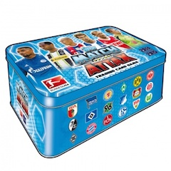 Match Attax Starter & Tin Box