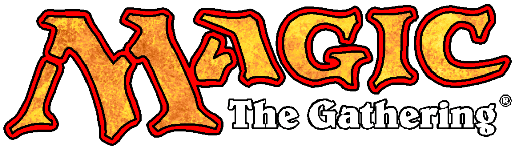 Magic the Gathering Karten Logo