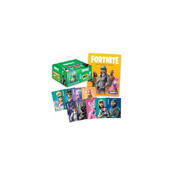 Fortnite Trading Cards