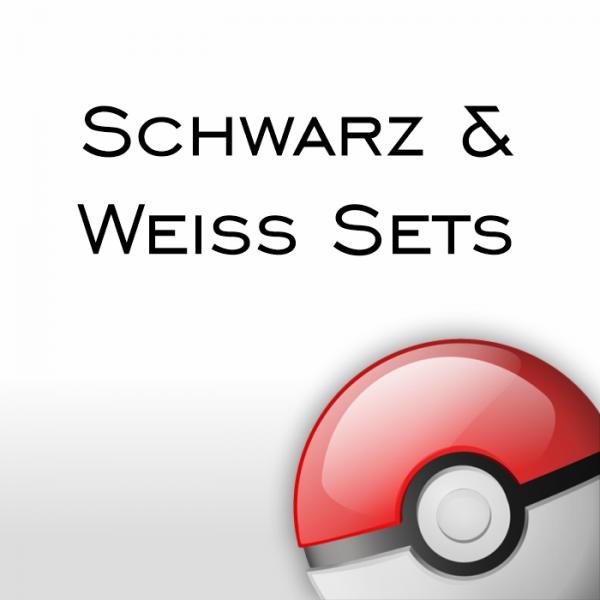 Schwarz & Weiss Sets
