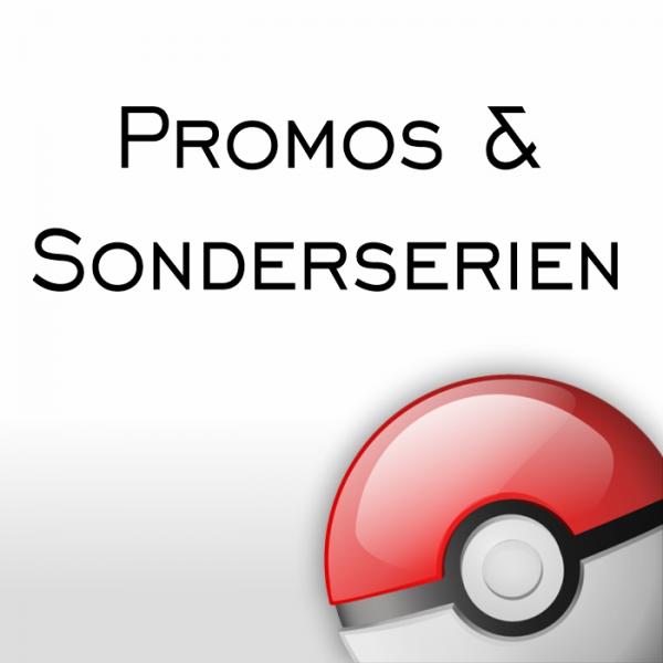 Promos und Sonderserien