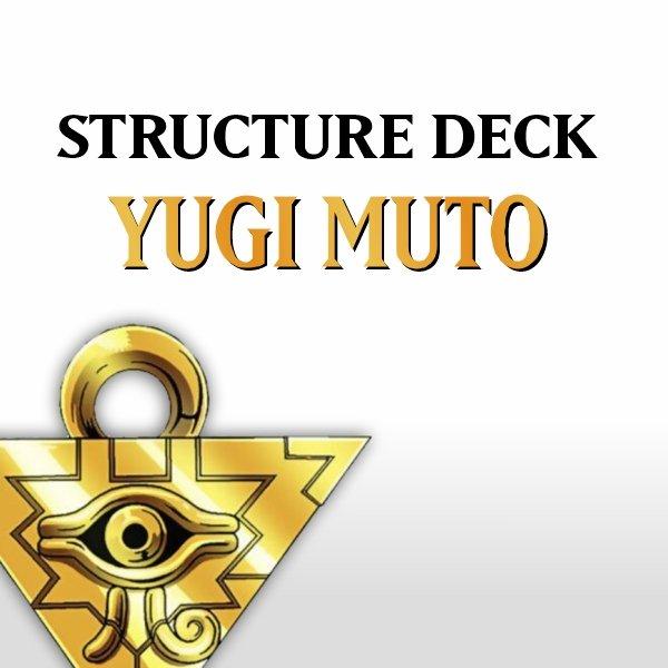 Structure Deck - Yugi Muto (SDMY)