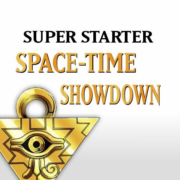 Super Starter - Space-time Showdown (YS14)