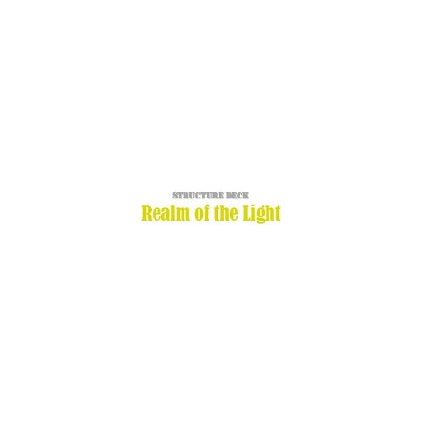 Structure Deck - Realm of the Light (SDLI)