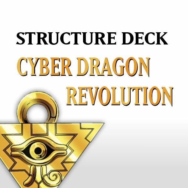 Structure Deck - Cyber Dragon Revolution (SDCR)
