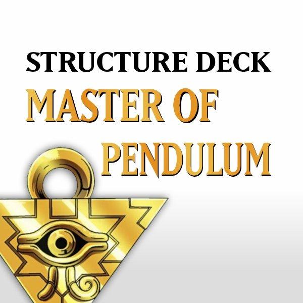 Structure Deck - Master of Pendulum (SDMP)