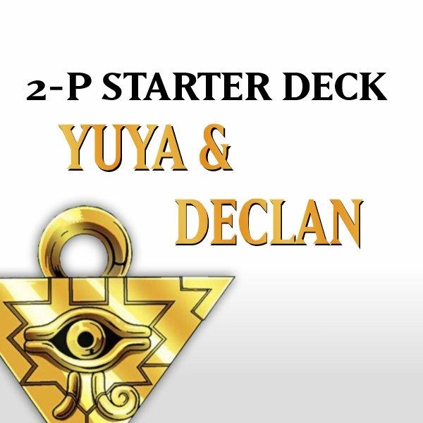 2-Player Starter Deck Yuya & Declan (YS15)