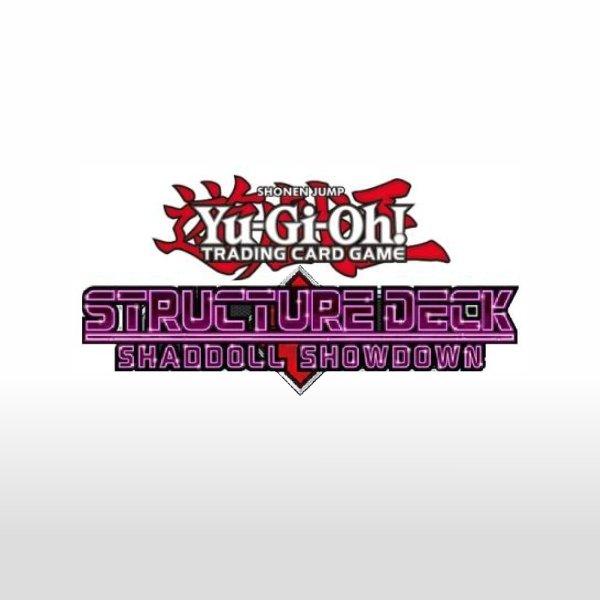 Structure Deck - Shaddoll Showdown (SDSH)