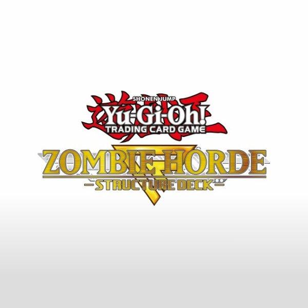 Structure Deck - Zombie Horde (SR07)