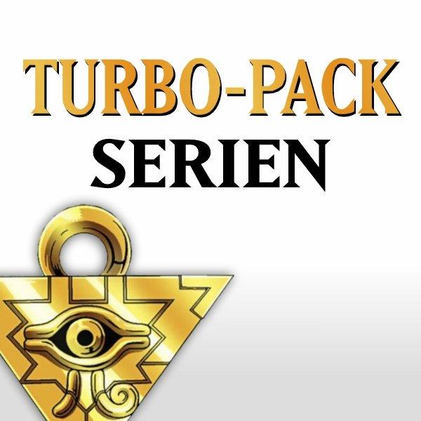 Turbo Pack Serien (TU01-TU06)