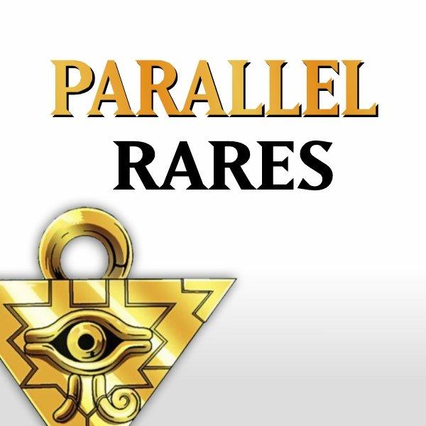 Parallel Rares (HL1-HL07)