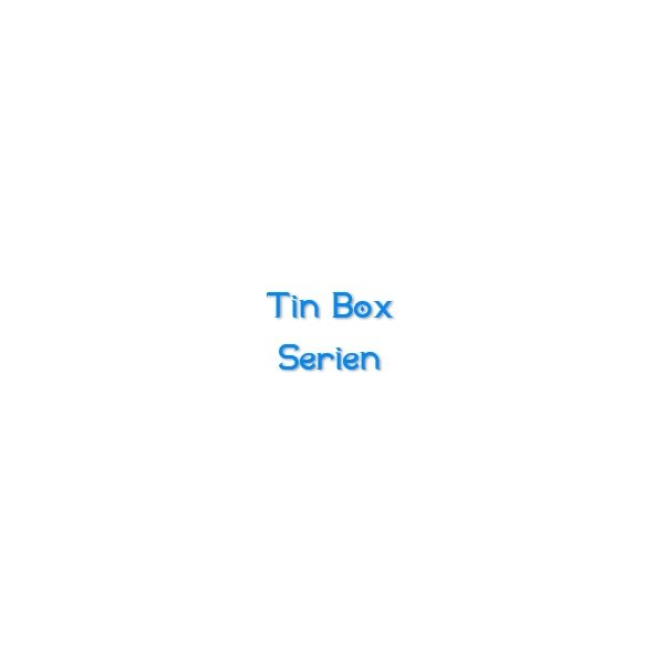 Tin Box Serien (CT1-CT12)