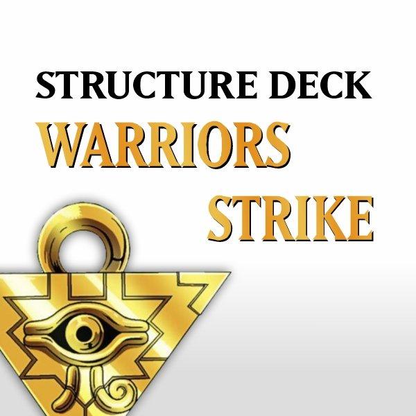 5D's Structure Deck - Warriors' Strike (SDWS)