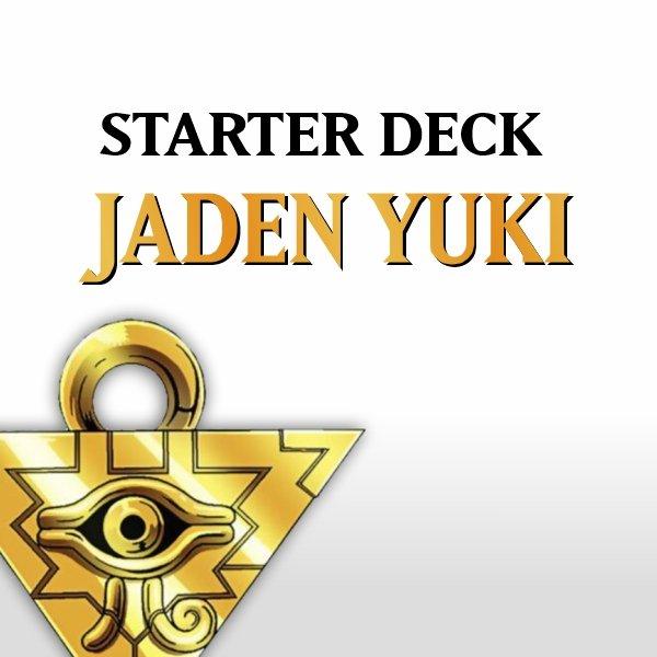 Starter-Deck Jaden Yuki (YSDJ)