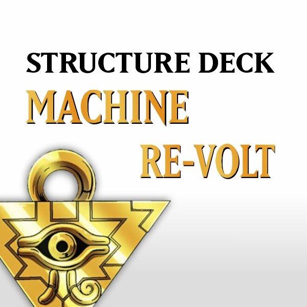 Structure Deck - Machine Re-Volt (SD10)