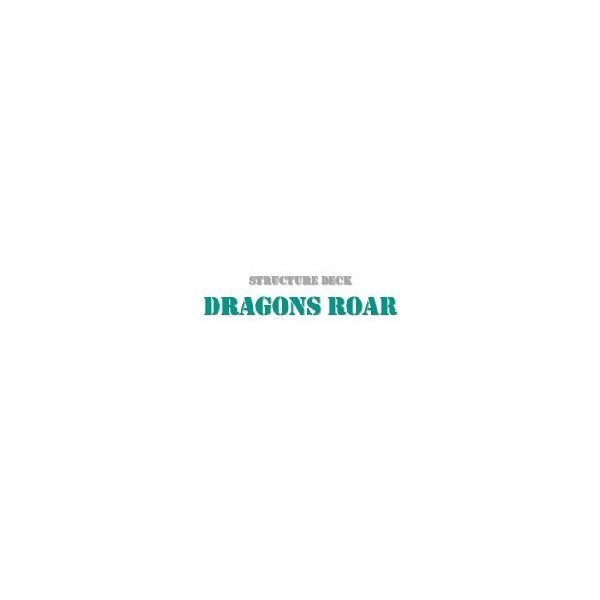 Structure Deck - Dragon's Roar (SD1)