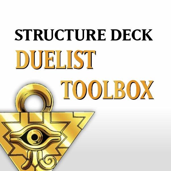 5D's Structure Deck - Duelist Toolbox (5DS3)