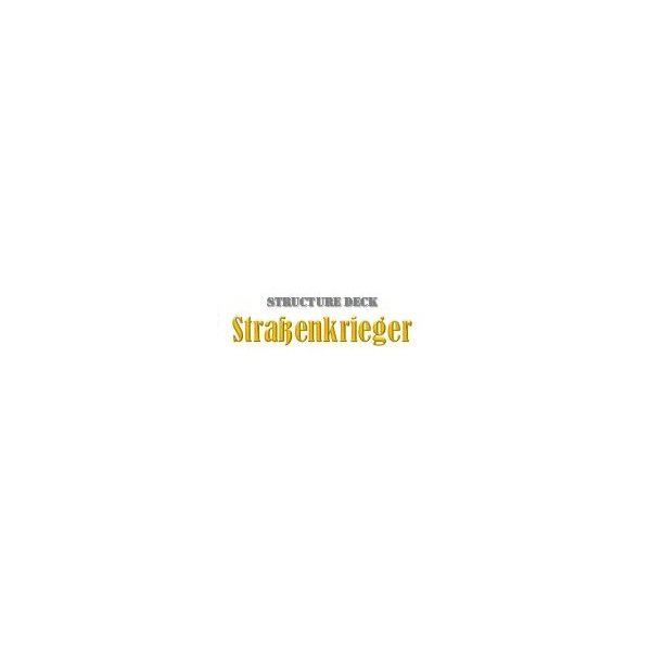 5D's Structure Deck - Straßenkrieger (5DS2)