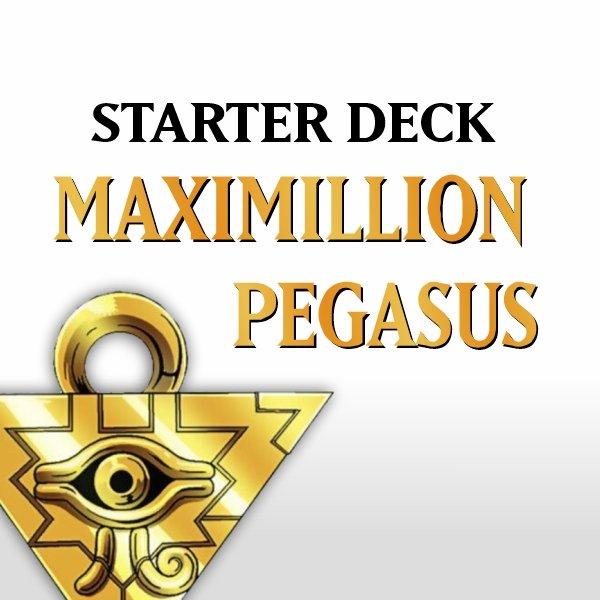 Starter-Deck Maximillion Pegasus (SDP)