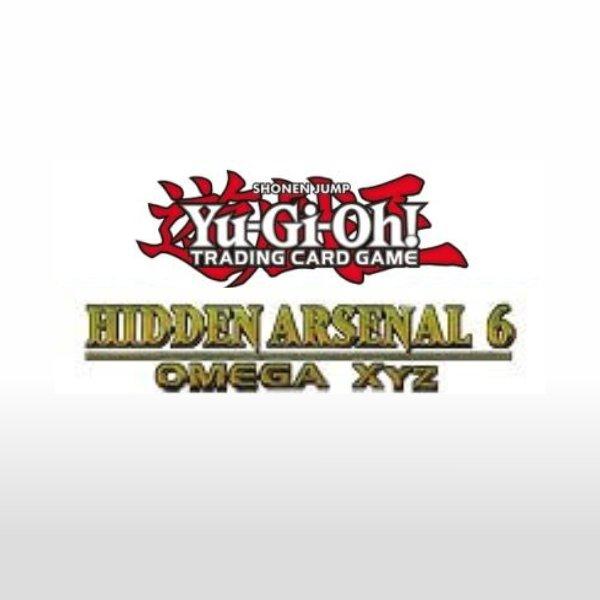 Hidden Arsenal 6: Omega Xyz (HA06)