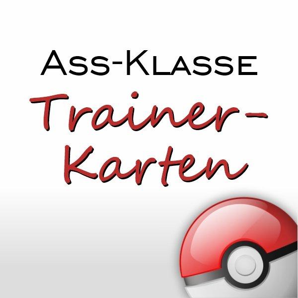 Ass-Klasse Trainerkarten