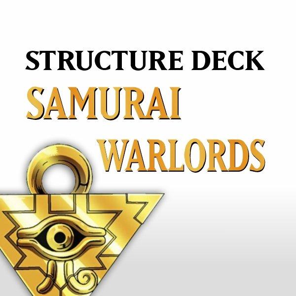 Structure Deck - Samurai Warlords (SDWA)