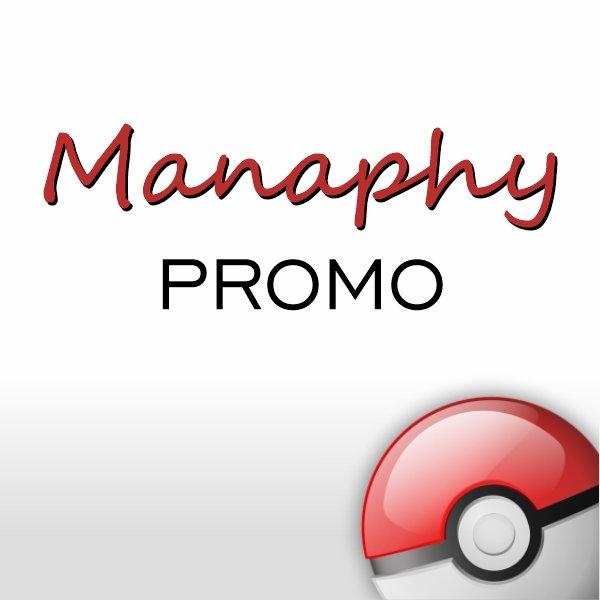 Manaphy Promo