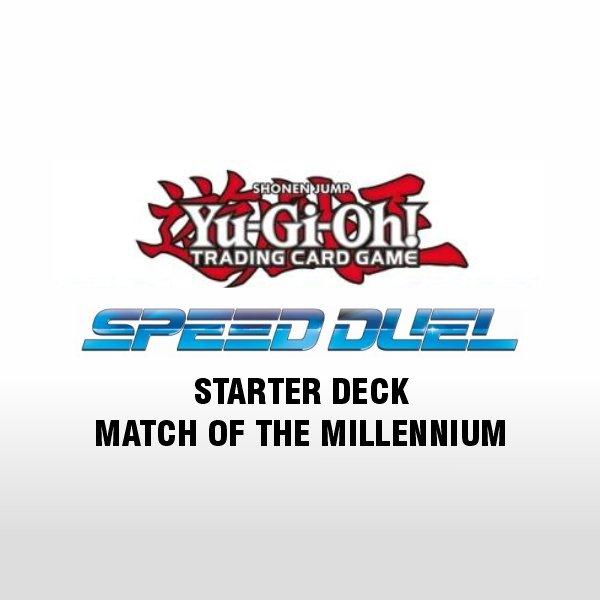 Starter Deck: Match of the Millennium (SS04)