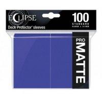 Ultra Pro Eclipse Sleeves - Lila Matt (100 Kartenhüllen)