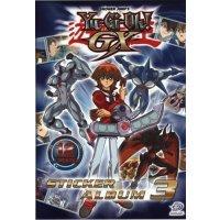 Yu-Gi-Oh GX Sticker Album - Serie 3