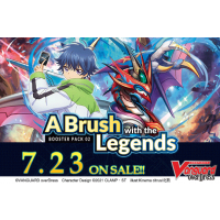 Cardfight!! Vanguard overDress - A Brush with the Legends Booster Display