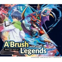 Cardfight!! Vanguard overDress - A Brush with the Legends Booster Pack