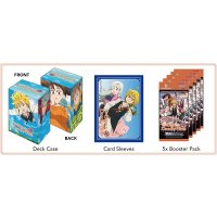 Supply Set - The Seven Deadly Sins (Deck Box + Card Sleeves + 5 Booster)