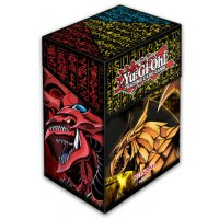Yu-Gi-Oh! Deckbox - Slifer, Obelisk, & Ra