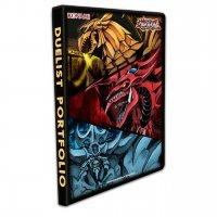 Yu-Gi-Oh! Slifer, Obelisk, & Ra Portfolio Tauschalbum (9-Pocket)