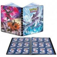 Pokemon Sammelalbum Schaurige Herrschaft - Galar-Zapdos, -Lavados, -Arktos  (Ultra Pro 9-Pocket Album)