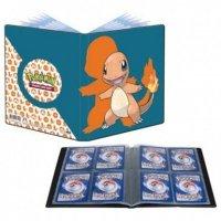 Pokemon Sammelalbum Glumanda (Ultra Pro 4-Pocket Album)