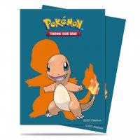 Glumanda Pokemon Sleeves - Ultra Pro (65 Kartenhüllen)