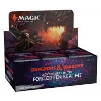 D&D: Adventures in the Forgotten Realms Draft Booster Display (36 Packs, englisch)