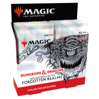 D&D: Adventures in the Forgotten Realms Collector Booster Display (12 Packs, englisch)