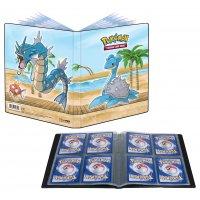 Pokemon Sammelalbum Gallery Series Seaside Kapador, Garados, Lapras (Ultra Pro 4-Pocket Album)
