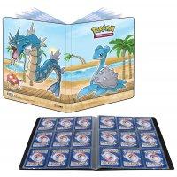 Pokemon Sammelalbum Gallery Series Seaside Kapador, Garados, Lapras (Ultra Pro 9-Pocket Album)