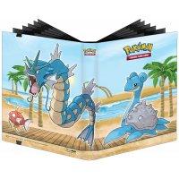Ultra Pro Pokemon Pro-Binder Gallery Series Seaside Kapador, Garados, Lapras (9-Pocket für 360 Karten)