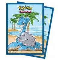 Gallery Series Seaside Lapras Pokemon Sleeves - Ultra Pro (65 Kartenhüllen)