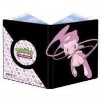 Pokemon Sammelalbum Mew (Ultra Pro 4-Pocket Album)