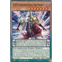 D/D/D-Supervisier-König Zero Maxwell