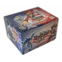 Yu-Gi-Oh! GX Sticker Display (rot-blau) - Serie 2