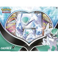 Ice Rider Calyrex V Box - (englisch)