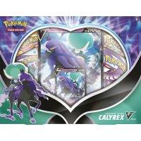 Shadow Rider Calyrex V Box - (englisch)